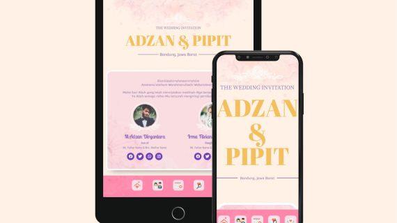 Adzan & Pipit