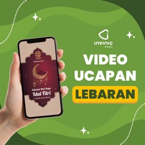 Video Ucapan Lebaran